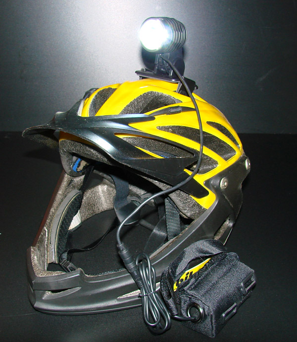 1 000 Lumens High Performance Led Bike Light Great For A