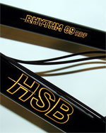 Check out the detailed pics of the HSB Rhythm and components...