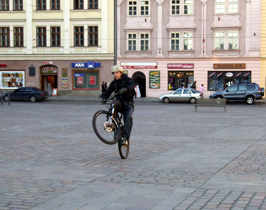 Enjoy our photos taken in the Czech Republic - in the cities and towns around Prague and Plezn.