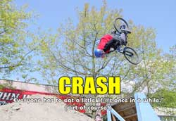 Click here to see this mountain bike Crash video for FREE!
